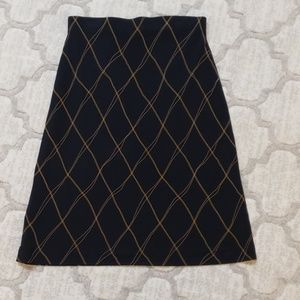 Super flattering pencil skirt size S